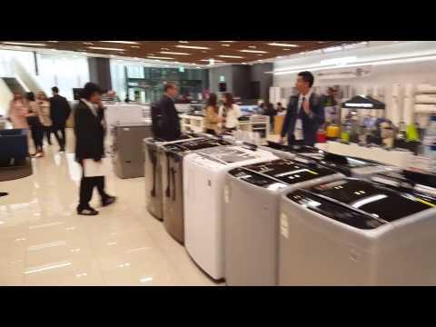 LG press tour Dz 2017 technology seoul 2