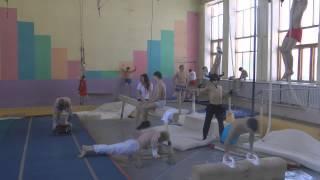 harlem shake [Gymnastics style]
