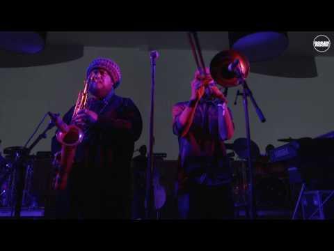 Kamasi Washington Ray-Ban x Boiler Room...
