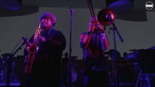 Kamasi Washington Ray-Ban x Boiler Room Weekender   Live thumbnail