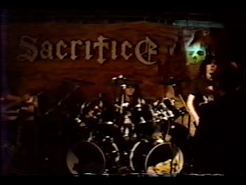 Sacrifice - Saint John NB 6 Sept 1987