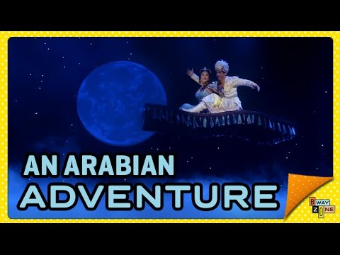 """Aladdin"" in 30 Seconds!"