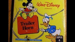 Video Disney - Trailer Horn (1950) Super 8mm Cartoon download MP3, 3GP, MP4, WEBM, AVI, FLV November 2018