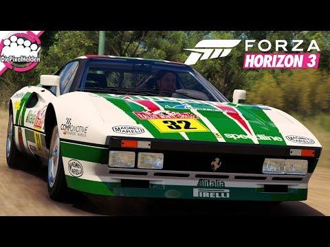 FORZA HORIZON 3 #245 - Ferraris Gruppe B Experiment - Let's Play Forza Horizon 3