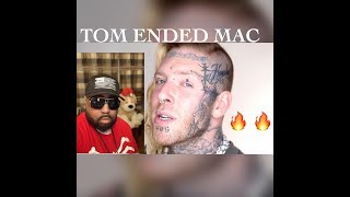 TOM MACDONALD - MAC LETHAL SUCKS (2nd DISS) REACTION SHADY BEARDS