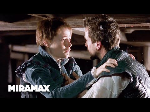 Shakespeare In Love - A Writer's Quarrel