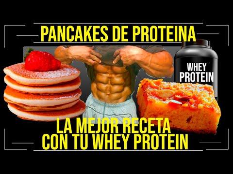 pancakes-de-proteina---mejor-receta-con-whey-protein---nutricion---entrenamiento