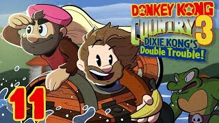 Donkey Kong Country 3  | Let's Play Ep. 11 | Super Beard Bros.