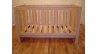 Kub Madera Cot & Day Bed - How To Assemble | Babysecurity