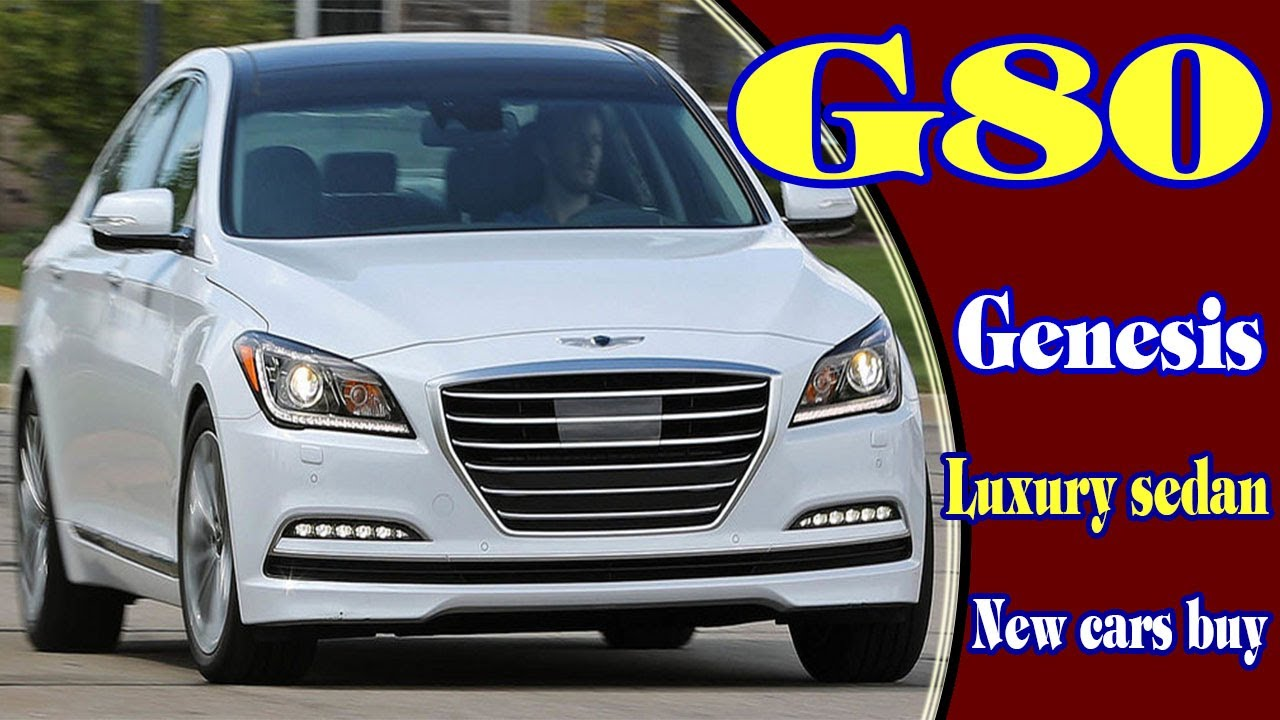 2018 genesis g80 sport 2018 genesis g80 sport release date new cars buy youtube. Black Bedroom Furniture Sets. Home Design Ideas