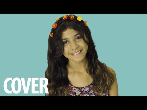 Moana - How Far I'll Go (Cover Giovanna Miller) Disney Channel