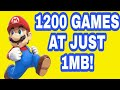 [1MB] How To Download 1200 Retro Games For Android!