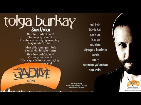 Tolga Burkay  Son Uyku ( Official Lyric Video )