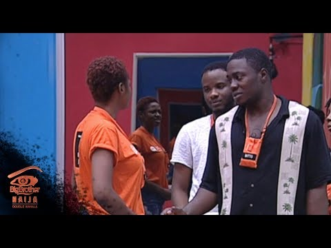 Big Brother Double Wahala Day 19: Flashed and Furious