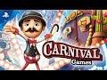 體感嘉年華 Carnival Games - PS4 中英文美版 product youtube thumbnail