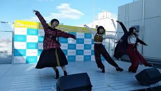 J☆Dee'Z ジェイディーズ 『Re:100万回の「I love you」』 新宿マルイメン屋上 20181123