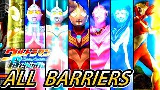 Ultraman FER - ALL BARRIERS ( 1080p HD )