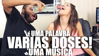 UMA PALAVRA UMA MUSICA E VARIAS DOSES ft ZEUS NEGRO thumbnail