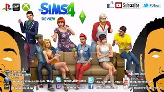 SE04EP243: The Sims 4 Review