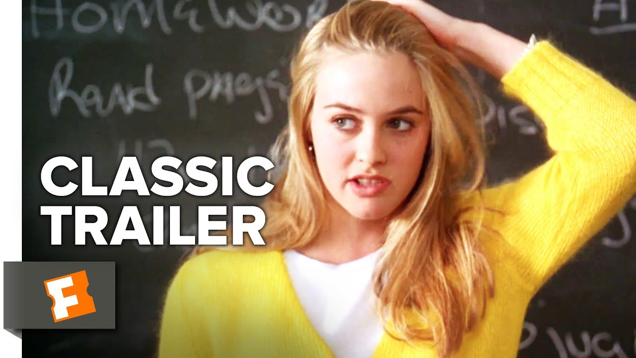 Clueless (1995) Trailer #1 | Movieclips Classic Trailers