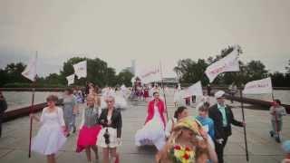 Парад невест 15 юбилейный, Москва, организатор - свадебное агентство «Скарлет Стар»