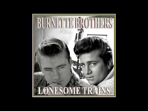 Johnny Burnette Trio - Midnight Train (1956)