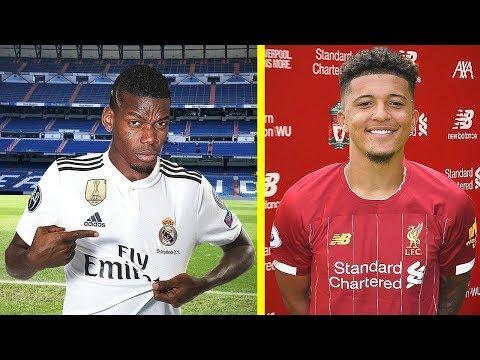Football Transfer News 2020 | #1
