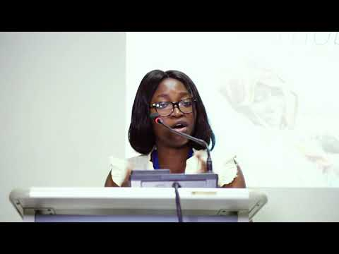 Migration and mobility conference   Immigrant integration - Geraldine Adiku