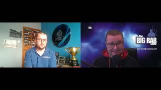 Matthew Shaw, Big Rab Show Podcast Interview
