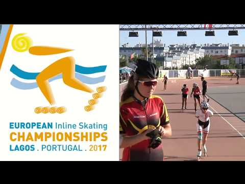 European Speed Skating Championships - Track day 2 morning