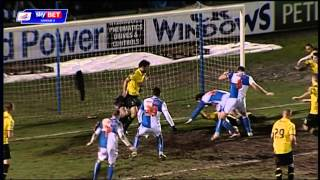 Bristol Rovers vs Burton Albion - League Two 2013/14