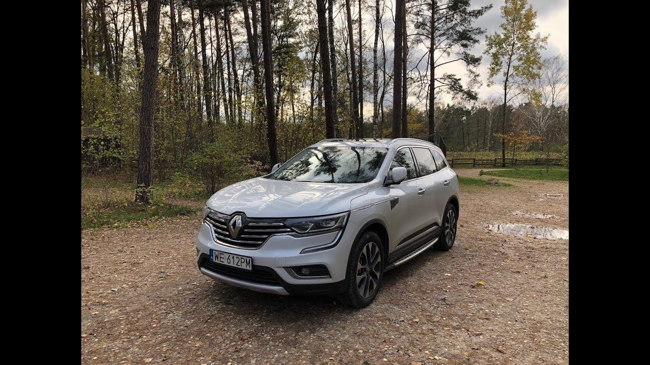 Renault Koleos 2.0 dCi TEST PL Pertyn ględzi