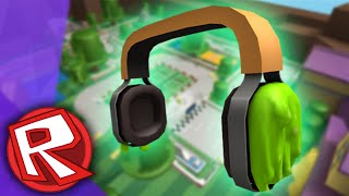 [EVENT] How to get the NICKELODEON SLIMED HEADPHONES | Roblox Super Blocky Ball
