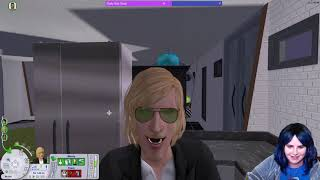 The Sims 2 Let's Play Strangetown Part 1 (Streamed 08/01/2020)