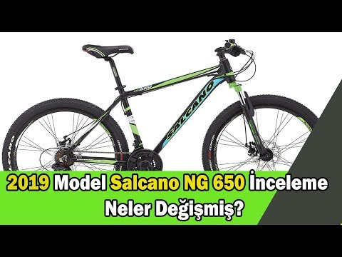 2019 Model Salcano NG 650 İnceleme/Neler Değişmiş?