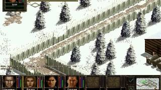 Jagged Alliance 2: Unfinished Business (PC) Longplay - Part 2.1 (Guard Post)