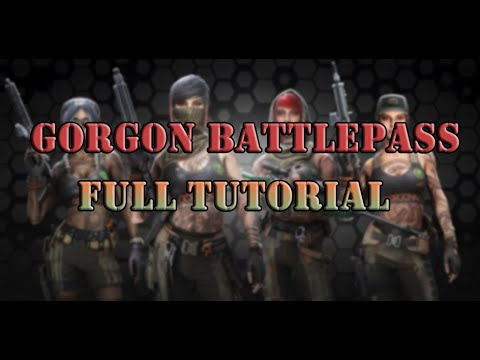 WARFACE - Gorgon Battle Pass - Full Tutorial