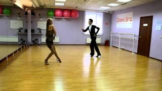 Джайв. Бальные танцы
