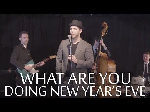 What Are You Doing New Year's Eve - Chris Rupp (Official Video)