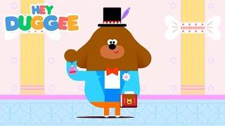 The Wedding Badge - Hey Duggee Series 2 - Hey Duggee