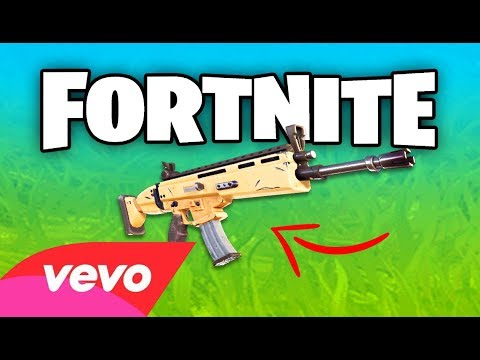 SONG made with ONLY sounds from FORTNITE