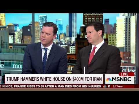 Mike Barnicle on Donald Trump's incapability of articulating his sense of loss (5 August 2016)