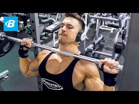 High-Volume Shoulder Workout for Mass | Abel Albonetti thumbnail