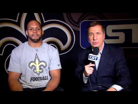 nfl New Orleans Saints Kasim Edebali ELITE Jerseys