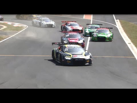 Round 10 – Full race, Zhejiang International Circuit, Zhejiang- Audi R8 LMS Cup 2017