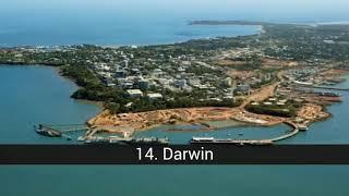 Die besten Städte Australiens