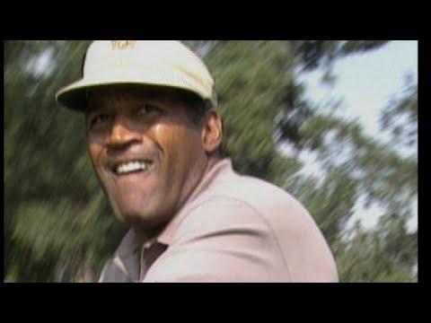 Watch O.J. Simpson Swing Golf Club at Inside Edition Cameraman 20 Years Ago