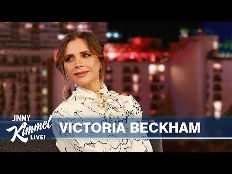 Victoria Beckham on Husband David Beckham, Their Kids & New Beauty Line