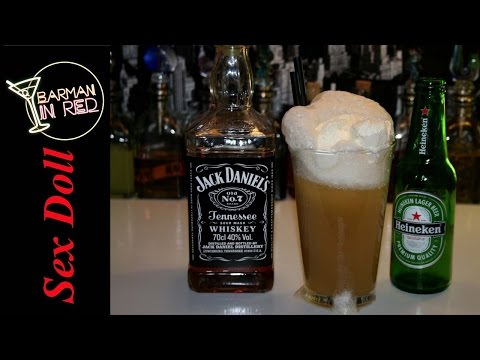 How to prepare Sex Doll - Jack Daniels