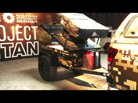 Nissan's Project Titan a worthy companion for WWP Alumni trip through Alaska